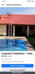 Casa com.piscina