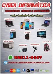 Assistência técnica e manutenção de computador e eletrodomesticos