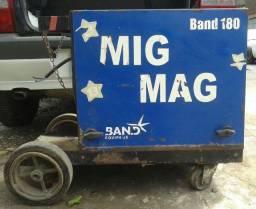 Maquina de Solda Mig Mag BAND 180