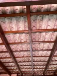 780 Telhas de concreto, não tem tintas, excelente estado de conservação (Excelente preço)