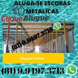 Aluga - se Escoras Com 3,20 e 4,5 , Andaimes e Pisos Metálicos 43534533