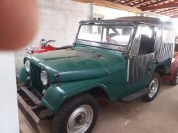 Vendo jeep original