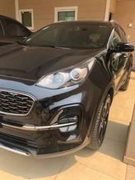 Sportage EX automatico 2.0 FLEX 2019 com 9mil km, R$ 125.900,00