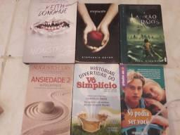 Três livros por 45!!!