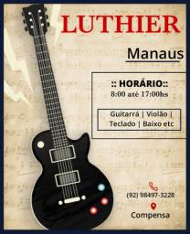 Luthier na Compensa