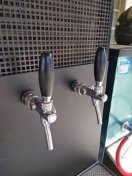 Chopeira elétrica 2 torneira