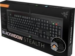 Teclado Razer Mecanico Blackwidow Stealth 2014 Switch Orange