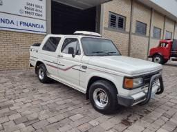 -d-20 custon luxe cab dupla ano 91  diesel -modelo amazonia valor: 35.000,00