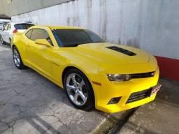 GM / Camaro 6.2 SS Coupe V8 2015 Amarelo