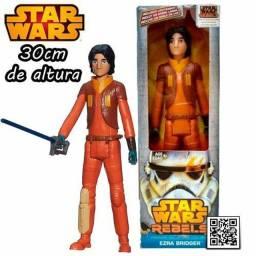 Boneco Star Wars Ezra 30cm 100% Original Hasbro
