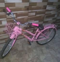 Bicicleta zumi semi nova aro 24