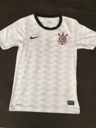Camisa do Corinthians INFANTIL