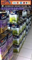 @@Promoção Tinta Coral 18 Litros / 3,6 Litros / Enjoy !