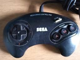 Joystick para Mega Drive 3 Botões com fio