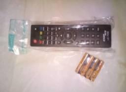 Controle para conversor de Tv