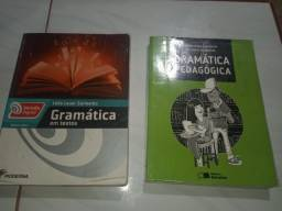 Gramáticas pedagógicas seminovas