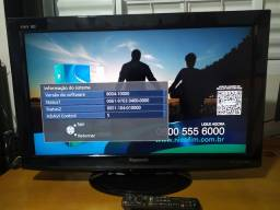 TV de LCD Panasonic Vieira - Modelo TC-L32C20B