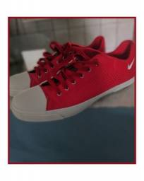 Tênis Nike Vermelho e Branco