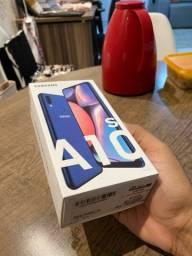 Samsung Galaxy A10S 32gb Azul Novo e Lacrado com Nota Fiscal