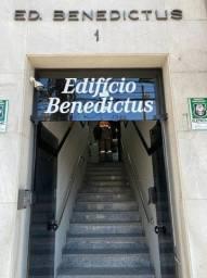 Alugo Sala Comercial em Barra Mansa - Ed. Benedictus (De Frente para Rua)