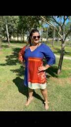Moda plus size/ vestidos, macacão, blusinhas todos os tamanhos
