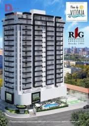 Apartamento com 2 dormitórios à venda, 76 m² por R$ 345.000 - Vila Guilhermina - Praia Gra