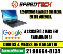 Conserto de Notebooks | Ultrabooks | Netbooks | Macbooks| E  Pcs Gamers