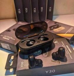 Fone De Ouvido Esportivo Bluetooth Y30