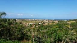 Lote 1050 m² Linda Vista no Morro da Cruz, Frente 2 Ruas e RGI