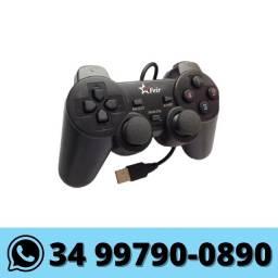 Controle Joystick Usb para Pc