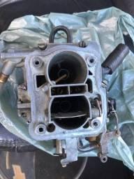 Carburador 460 Weber revisado.um 2e revisado .,e um hollei usado na trafic
