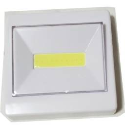 Luz noturna cob led 3w switch light barato