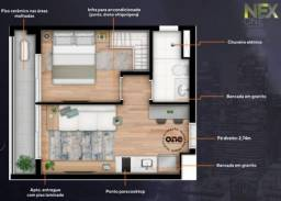 Apartamento à venda com 1 dormitórios em Butantã, São paulo cod:LIV-11377
