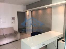 Sala para alugar, 85 m² por R$ 3.200/mês - Alphaville Conde II - Barueri/SP