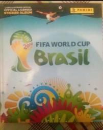 Album De Capa Dura Da Copa Do Mundo De 2014