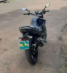 Yamaha FAZER250  leia anúncio