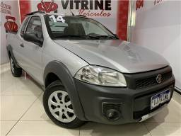 Fiat Strada 2014 1.4 mpi working ce 8v flex 2p manual