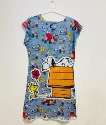 Vestido Snoopy