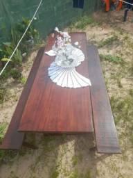 Mesa madeira ... *