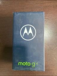 Celular Smartphone Motorola G10 Power 64GB 4GB RAM Aurora Grey (Cinza e Branco)