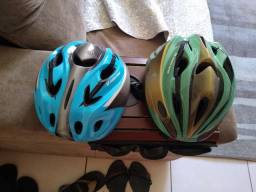 Capacete ciclismo infantil high one.