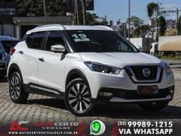 Nissan KICKS SL 1.6 16V FlexStar 5p Aut. 2018/2019
