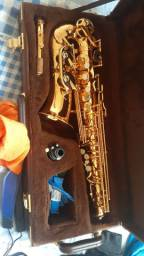 Sax alto weril spectra || semi novo
