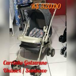 Carrinho  Galzerano Unissex para Crianca bebe