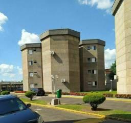 Vendo ou troco, apartamento em condomínio tranquilo e seguro.