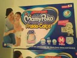 Fralda Mamy Poko M 84 unidades