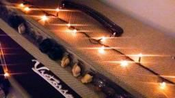amplificador valvulado guitarra em curitiba vintage/urgente/torro