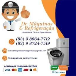 Conserto de Máquinas de Lavar e Geladeira - Dr. Máquinas & Refrigeração