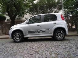 Fiat Uno Sporting 1.4 EVO Flex! Completo! 4 Portas. Apenas 94.000 Km! Excelente!