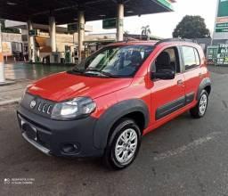 Fiat Uno Way 2012. 1.4. Completo.  Financia. Parcela